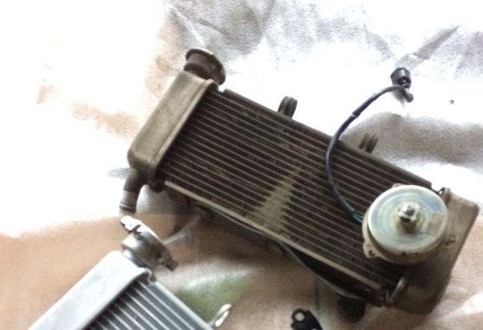 Radiator Honda Sonic bermasalah