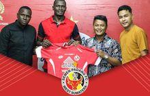 Kompatriot Ezechiel Ndouassel Antusias Berkompetisi di Indonesia