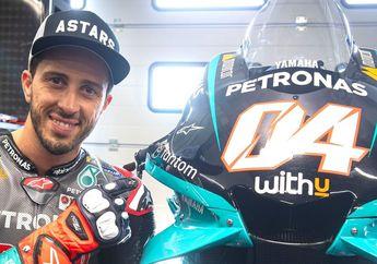 MotoGP San Marino 2021 - Debut Perdana Dovizioso, Rossi Langsung Sumringah!