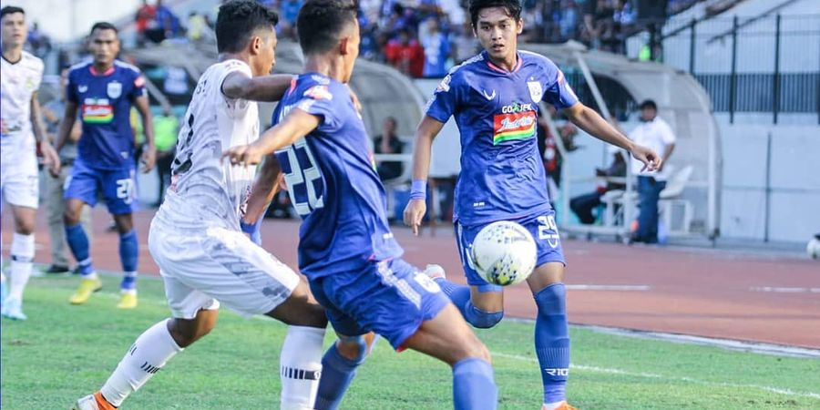 PS Tira Persikabo Tekuk PSIS Semarang dan Kembali ke Puncak Klasemen