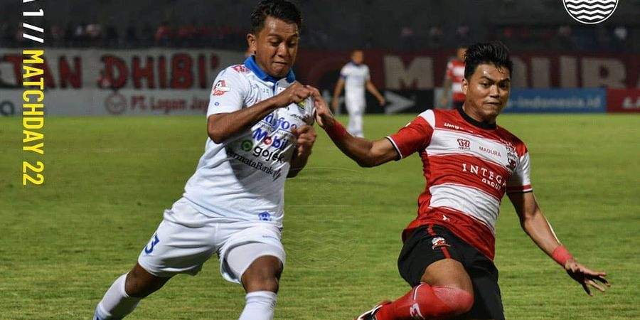 Persib Vs Madura United Tuai Kontroversi, Satgas Antimafia Bola Akan Selidiki