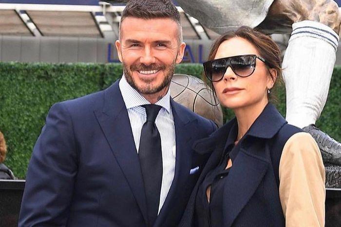 David Beckham Ulang Tahun.