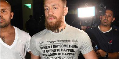 Mantap!! Conor McGregor Mendapatkan Nasihat dari Rocky Balboa