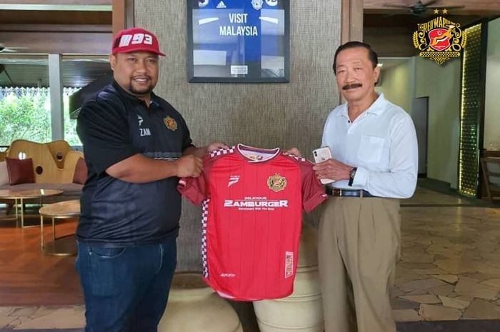 Presiden klub Kelantan FC sekaligus PSPS Riau, Norizam Tukiman