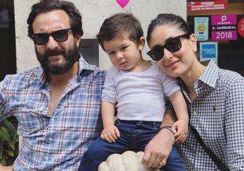 Kareena Kapoor Buat Pesta Pra Ulang Tahun untuk Anak Balitanya, Ada Cerita Unik Dibalik Kuenya
