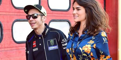 Daya Pikat Valentino Rossi Jadi Berkah bagi Nenek Penyintas Covid-19