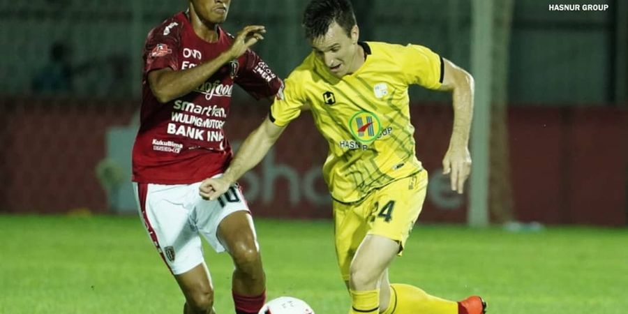 Barito Putera Resmi Lepas Satu Pemain Asing Jelang Liga 1 2020
