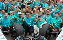 Jadi Juara 5 Kali Beruntun, Mercedes Malah Merasa 2018 Musim Terberat