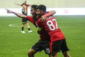 Demi Jaga Kondisi Gelandang Bali United Jalani Latihan bersama Pemain Persebaya