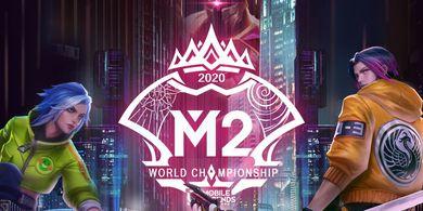 Hasil dan Jadwal M2 Mobile Legends World Championship, RRQ ke Upper Bracket dan Alter Ego di Ujung Tanduk