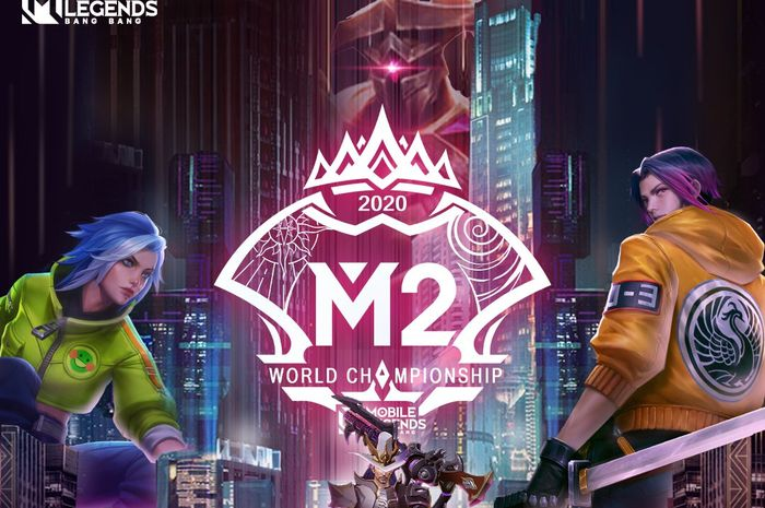 Jadwal M2 Mobile Legends Worlc Championship