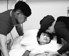 Ibu Mertuanya Kritis, Pedangdut Fitri Carlina Ungkap Kesedihannya dan Mohon Doa