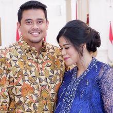 Romantis! Ini Kejutan Bobby Nasution untuk Kahiyang Ayu saat Anniversary