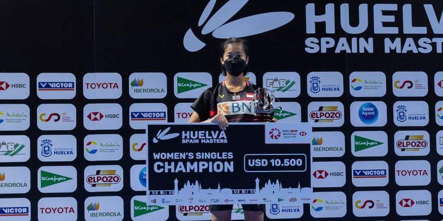 Spain Masters 2021 - Bagi Putri KW, Gelar Juara di Spanyol Baru Permulaan