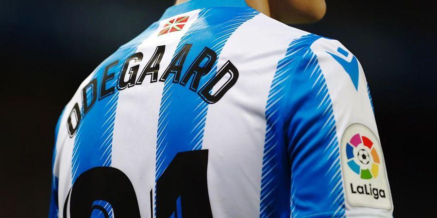 Susunan Pemain Real Madrid Vs Real Sociedad - Martin Odegaard Beraksi Sejak Awal