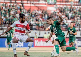 Hasil Imbang Persebaya Vs Madura United Diwarnai Kericuhan Suporter