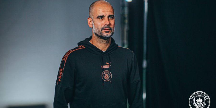 Pep Guardiola Enggan Bicara Kans Manchester City Juara Liga Inggris