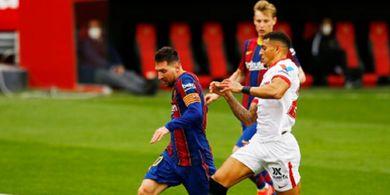 Kartu Kuning Terlarang untuk Lionel Messi di Kandang Osasuna