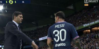 Bek PSG Kaget Lihat Sikap Lionel Messi di Ruang Ganti
