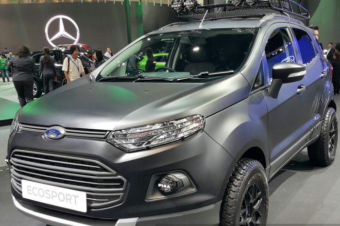 Ford Ecosport Ala Off Road