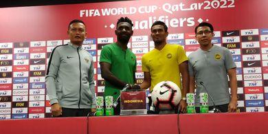 Pelatih Malaysia Sebut Timnas Indonesia Berada dalam Tekanan yang Luar Biasa