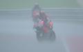 Wajar Red Flag Di Kualifikasi MotoGP Malaysia, Kondisinya Parah Banget