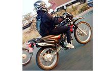 Inikah Trail Yamaha Penantang Honda CRF150L dan Kawasaki KLX150?