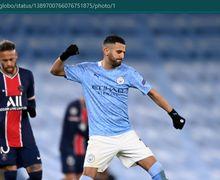 Frustrasi Lawan Manchester City, Pemain PSG Keluarkan Jurus Kung Fu