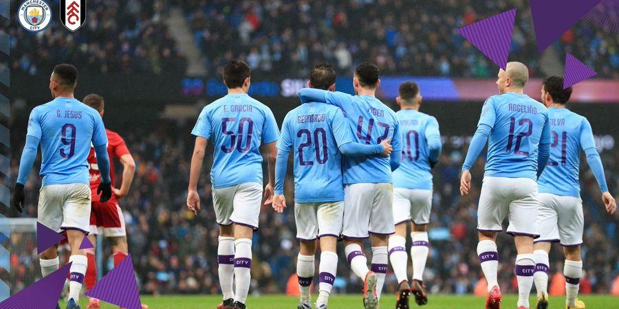 Cuaca Ekstrem, Laga Manchester City vs West Ham United Ditunda