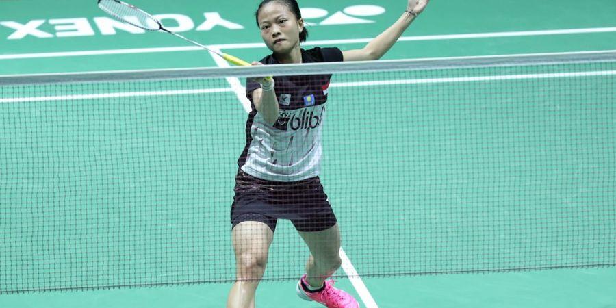 Hasil Chinese Taipei Open 2019 - Gregoria dan Fitriani Pijak Perempat Final