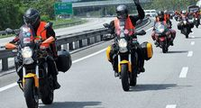 Soal Motor Boleh Masuk Tol, BMW Motorrad Sebut Harus Ada Pembatasan Kapasitas Mesin
