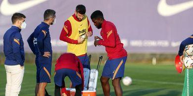 Kabar Baik untuk Barcelona, Dua Pemainnya yang Cedera Telah Kembali