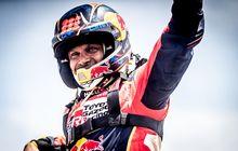 Nasser Al-Attiyah Bawa Toyota Pertama Kali Juara di Reli Dakar 2019