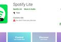 Spotify Lakukan Uji Coba Versi Lebih Enteng Dengan Spotify Lite