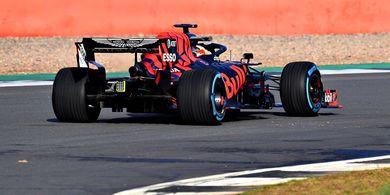 Red Bull Racing Tak Punya Target Jumlah Kemenangan pada F1 2019