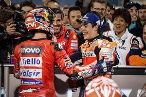 Andrea Dovizioso: Jika Marc Marquez Tak Ada, Saya Sudah Juara Dunia