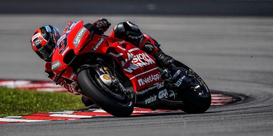 Raih Posisi Empat Besar, Petrucci Sebut Ducati Belum 100 Persen