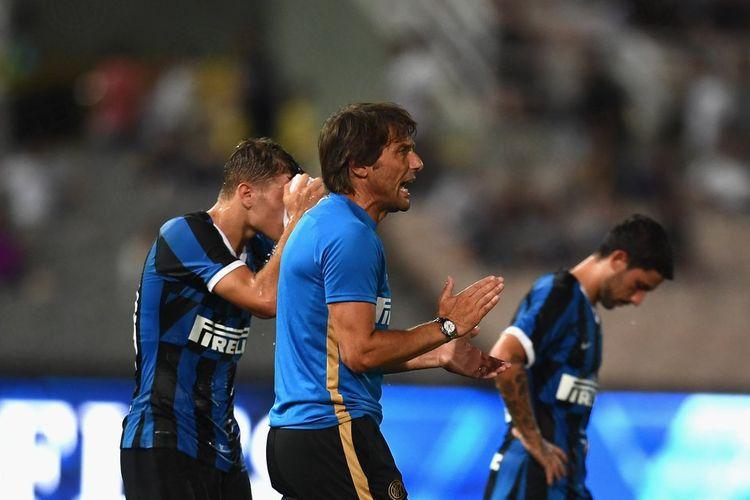 AC Milan Vs Inter Milan - Rekor Bagus Antonio Conte Lawan Rossoneri