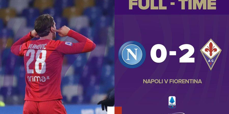 Hasil Liga Italia - Bocah 19 Tahun Bikin Napoli Menderita