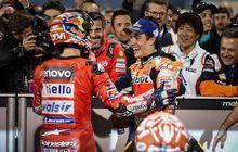Manajer Ducati Tanggapi Rumor soal Timnya yang Kejar Marc Marquez