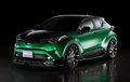 Lagi Nih, Modifikasi Toyota C-HR dari Wald, Pelek 22 inci Jadi Andalan