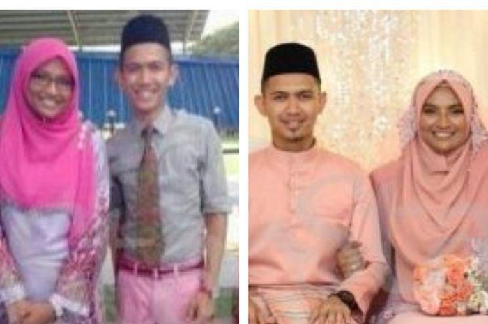 Seorang pria menikahi mantan gurunya
