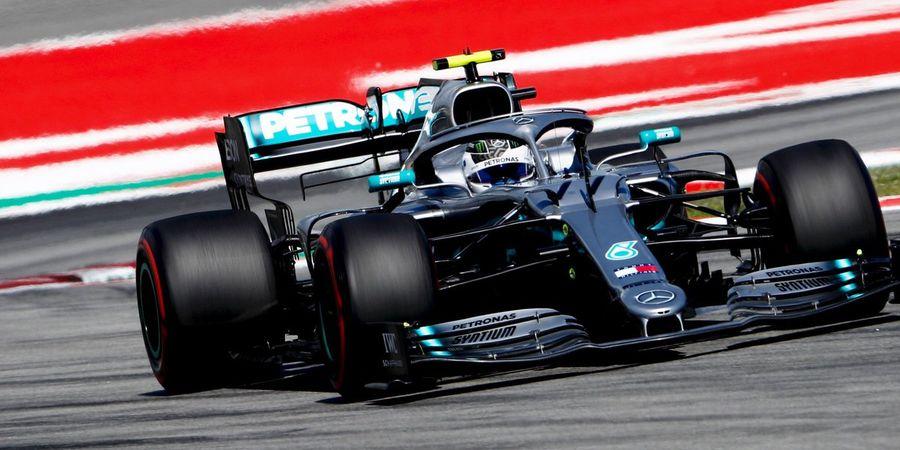 Hasil Kualifikasi F1 GP Spanyol 2019 - Catat Rekor, Bottas Pole Sitter