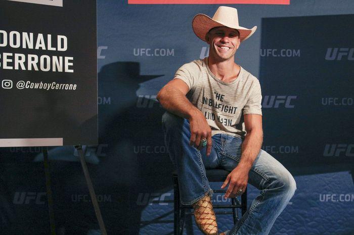 Petarung UFC, Donald Cerrone.