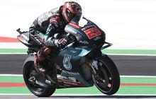 motogp inggris 2019 - hukuman ditangguhkan, quatararo puncaki fp2