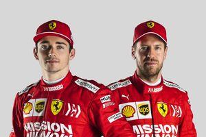 Charles Leclerc Disebut Bakal Menyulitkan Sebastian Vettel di F1