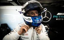 Valtteri Bottas Berperan Penting Saat Mercedes Raih Gelar di F1 2018