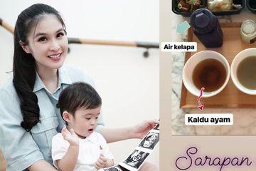 Air Kelapa Jadi Salah Satu Menu Sarapan Sandra Dewi Saat Hamil Inilah 10 Manfaat Minum Air Kelapa Bagi Ibu Hamil Semua Halaman Nakita