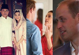Berita Terpopuler: Pesona Istri Yusril Ihza Mahendra Hingga Pangeran William dan Istrinya Nakal!