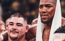 Jika Menang Lagi Lawan Joshua, Andy Ruiz Siap Tantang Wilder dan Fury